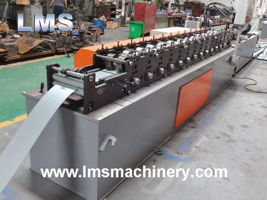 LMS Drywall Partition Stud And Track Roll Forming Machine