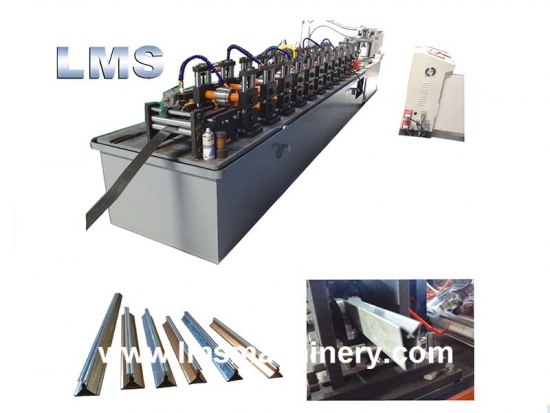 Ceiling Triangle Grid Roll Forming Machine