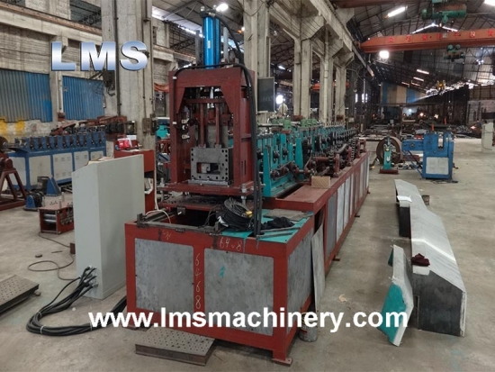 Boxed Beam Roll Forming Machine