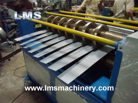 Mechanical Slitting Line