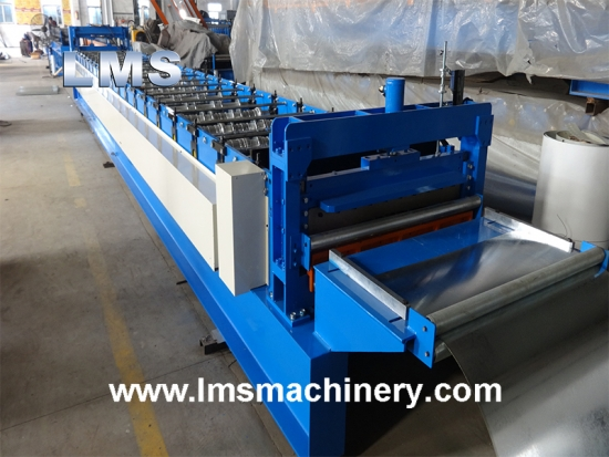 Floor Decking Roll Forming Machines