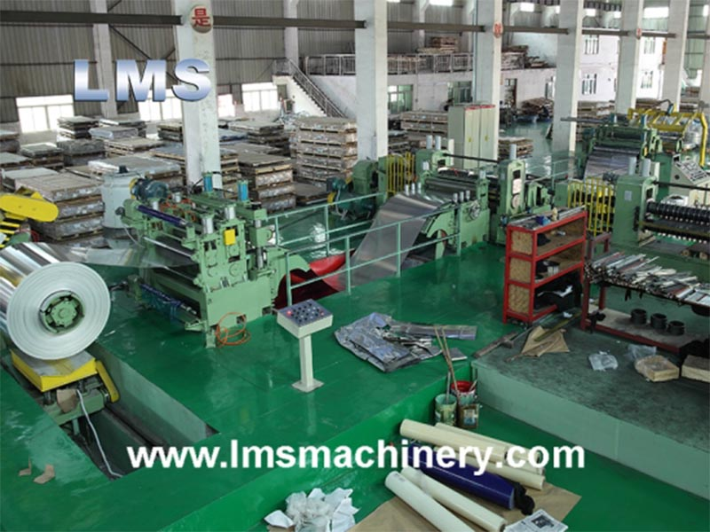Slitting Machine; Cut to Length Machine