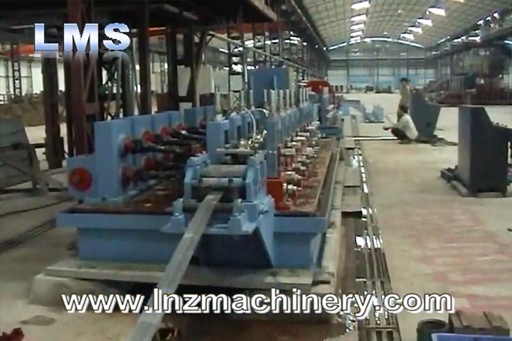 LMS HIGH FREQUENCY WELDING PIPE MAKING MACHINE(12-50MM)