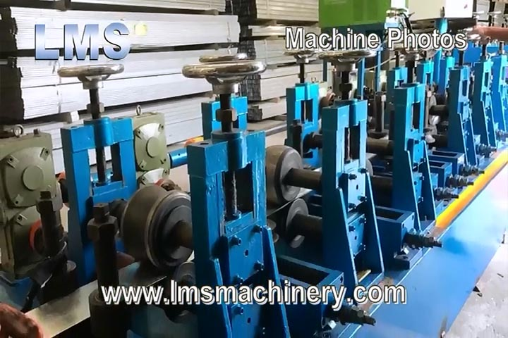 LMS 3X3 WELDING PIPE PRODUCTION LINE
